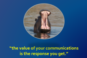 value of comms
